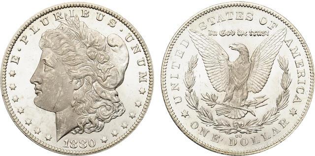 1880/79-CC Reverse of 1878