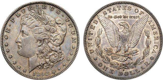 1892-S $1