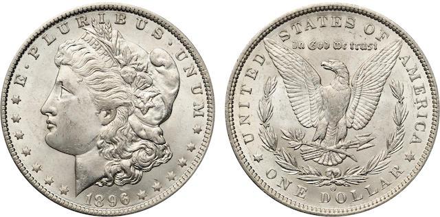1896-O $1