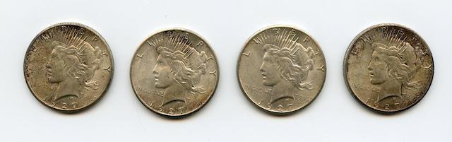 1927 $1 (4)