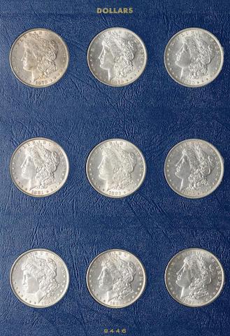 Whitman Dollars Miscellaneous Set
