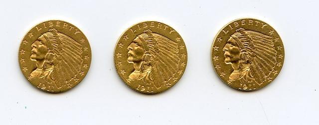 1911 $2.5 (3)
