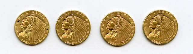 1926 $2.5 (4)