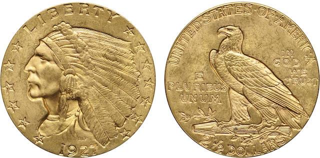 1927 $2.5