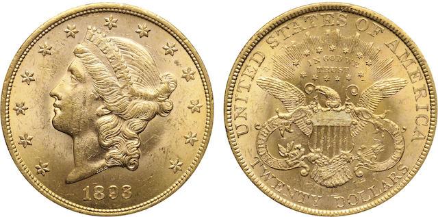 1893 $20