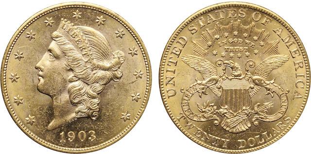 1903 $20