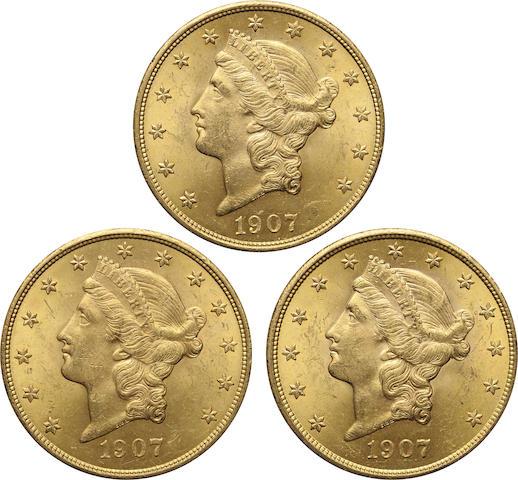 1907 Liberty $20 (3)