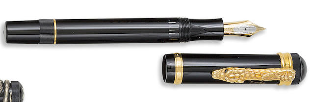 MONTBLANC: Imperial Dragon Limited Edition 888 Fountain Pen