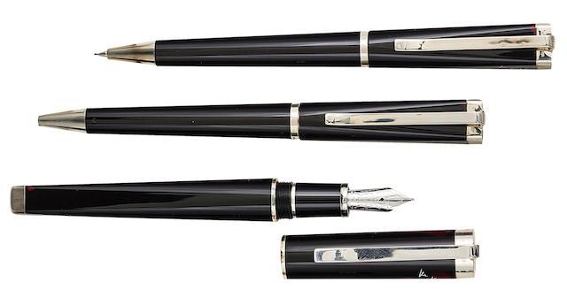 MONTBLANC: Franz Kafka Writers Series Set of Three Limited Edition Instruments