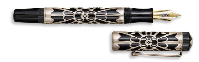 MONTBLANC: Octavian Patron of Art Limited Edition 4810 Fountain Pen