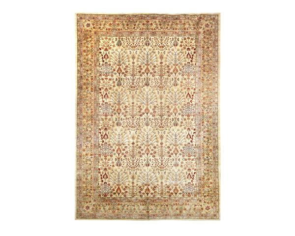 A Ziegler design carpet