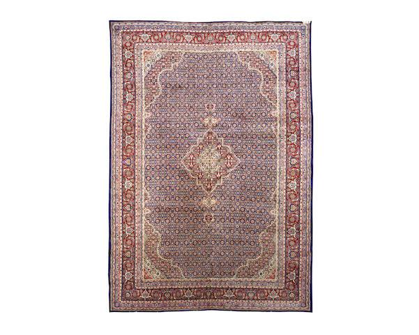 A Tabriz carpet, North-West Persia