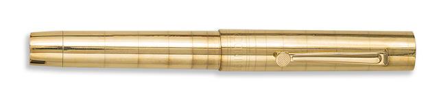 OMAS: Marconi 100 Anni di Radio 18K Solid Gold Limited Edition 340 Fountain Pen