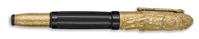 STIPULA: Il Dono Gold-Plated Limited Edition 188 Fountain Pen
