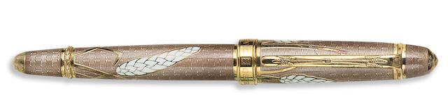 DAVID OSCARSON: Harvest Limited Edition 88 Fountain Pen