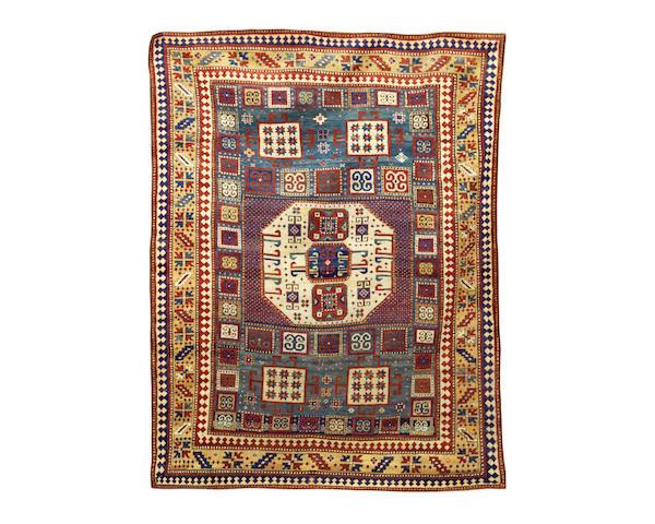A Karachov Kazak rug, Central Caucasus