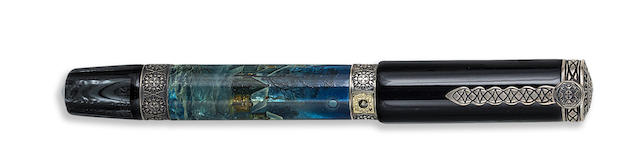 KRONE: Charles Dickens Limited Edition 250 Fountain Pen