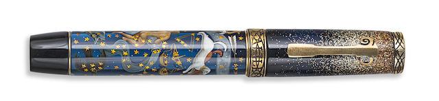 KRONE: Galileo Limited Edition 388 Fountain Pen
