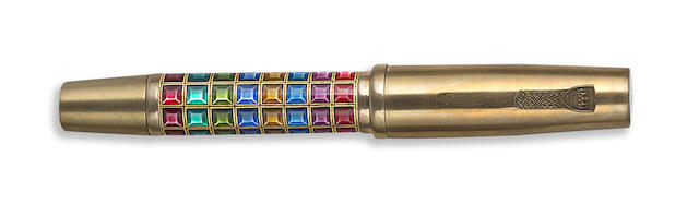 KRONE: Jewels Limited Edition 168 Fountain Pen