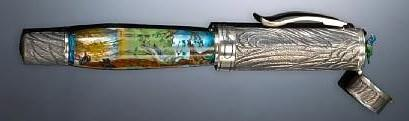 KRONE: John J. Audubon Limited Edition 188 Fountain Pen