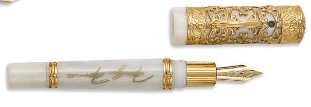 KRONE: Marilyn Monroe Limited Edition 288 Fountain Pen