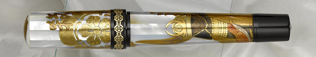 KRONE: Shogun Magnum Maki-e Limited Edition 80 Fountain Pen