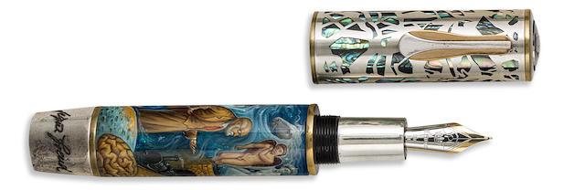 KRONE: Sigmund Freud Limited Edition 388 Fountain Pen