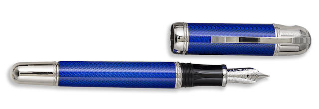 MONTBLANC: Jules Verne Writers Series Limited Edition Fountain Pen