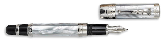 MONTBLANC: François I Patron of Art Series Limited Edition 888 Fountain Pen