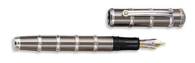 MONTBLANC: Nicholas Copernicus Patron of Art Series Limited Edition 888 Fountain Pen
