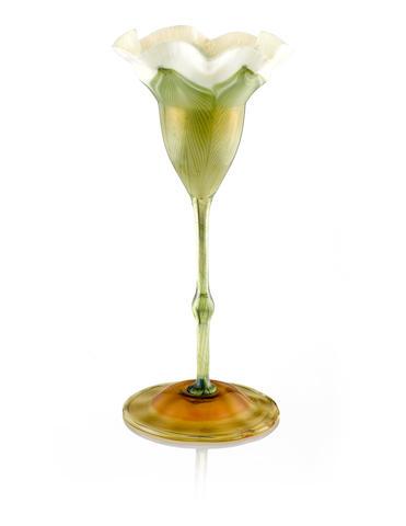 Tiffany Studios: Flower Form Vase