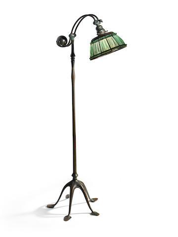 Favrile Fabrique Counterbalance Floor Lamp