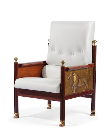 King Solomon Chair