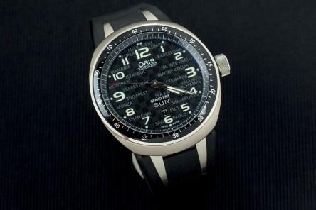 Gentleman's wristwatch ORIS brand, model Grand Prix