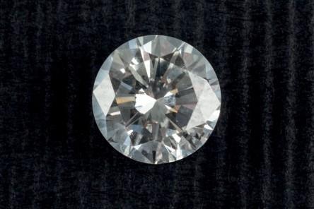 Brilliant cut diamond of 1.18 cts. Color IJ estimated. Estimated purity: VS1-VS2