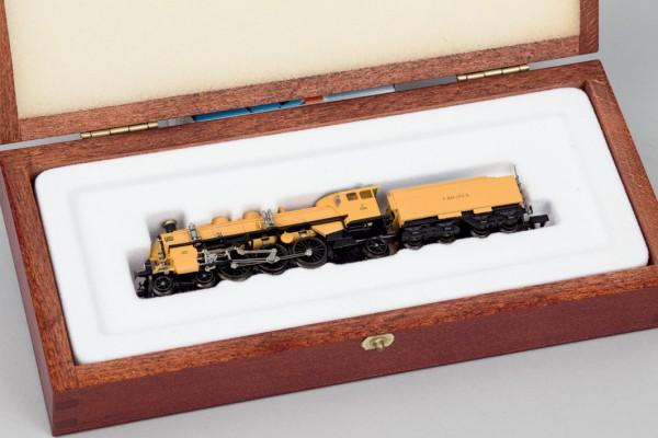SK Bay miniature locomotive. Sts. B, Arnold