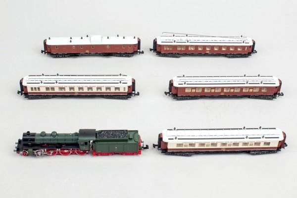 Ferrocarril Orient Express