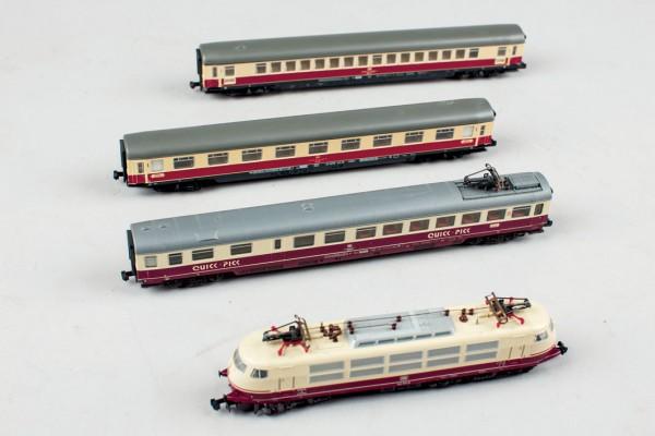 Intercity DB