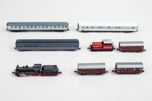 Tren varios DB, escala N