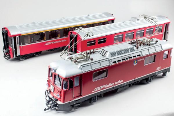 Convoy de pasajeros LGB