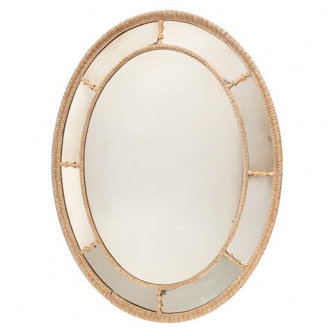 George III Giltwood Mirror Framed Mirror