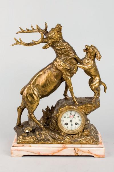 Desk clock Art Deco