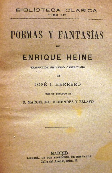 POEMS AND FANTASIES
