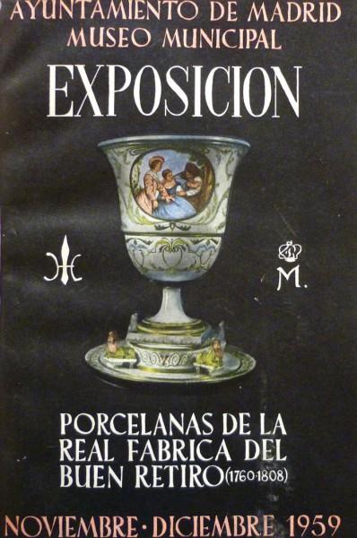 Porcelana en Europa y Buen Retiro