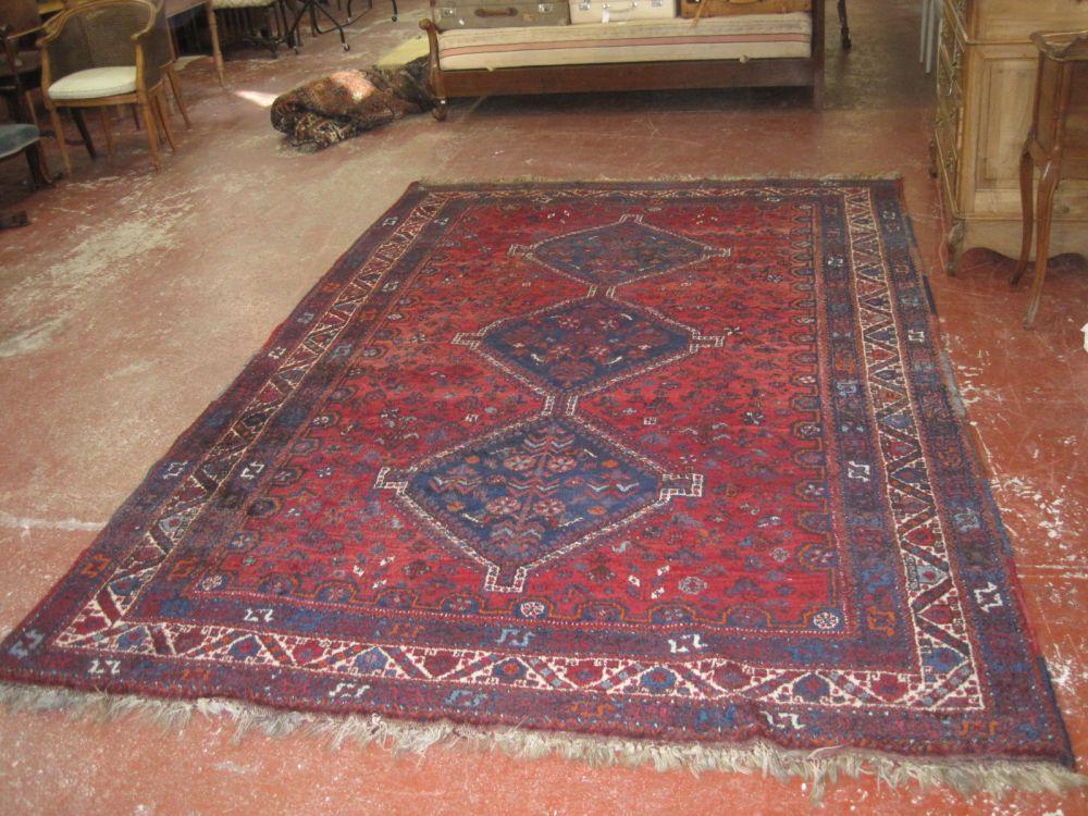 A Qashqai carpet