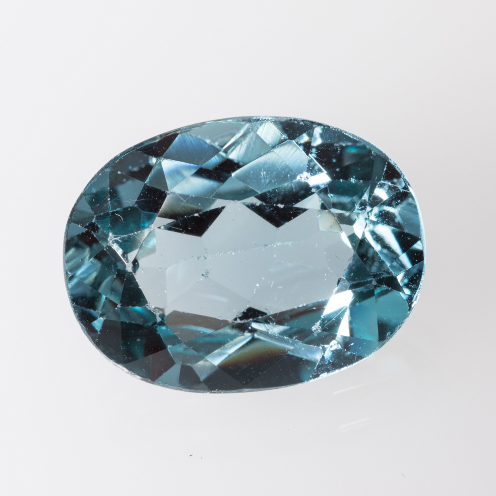 A Blue Spinel