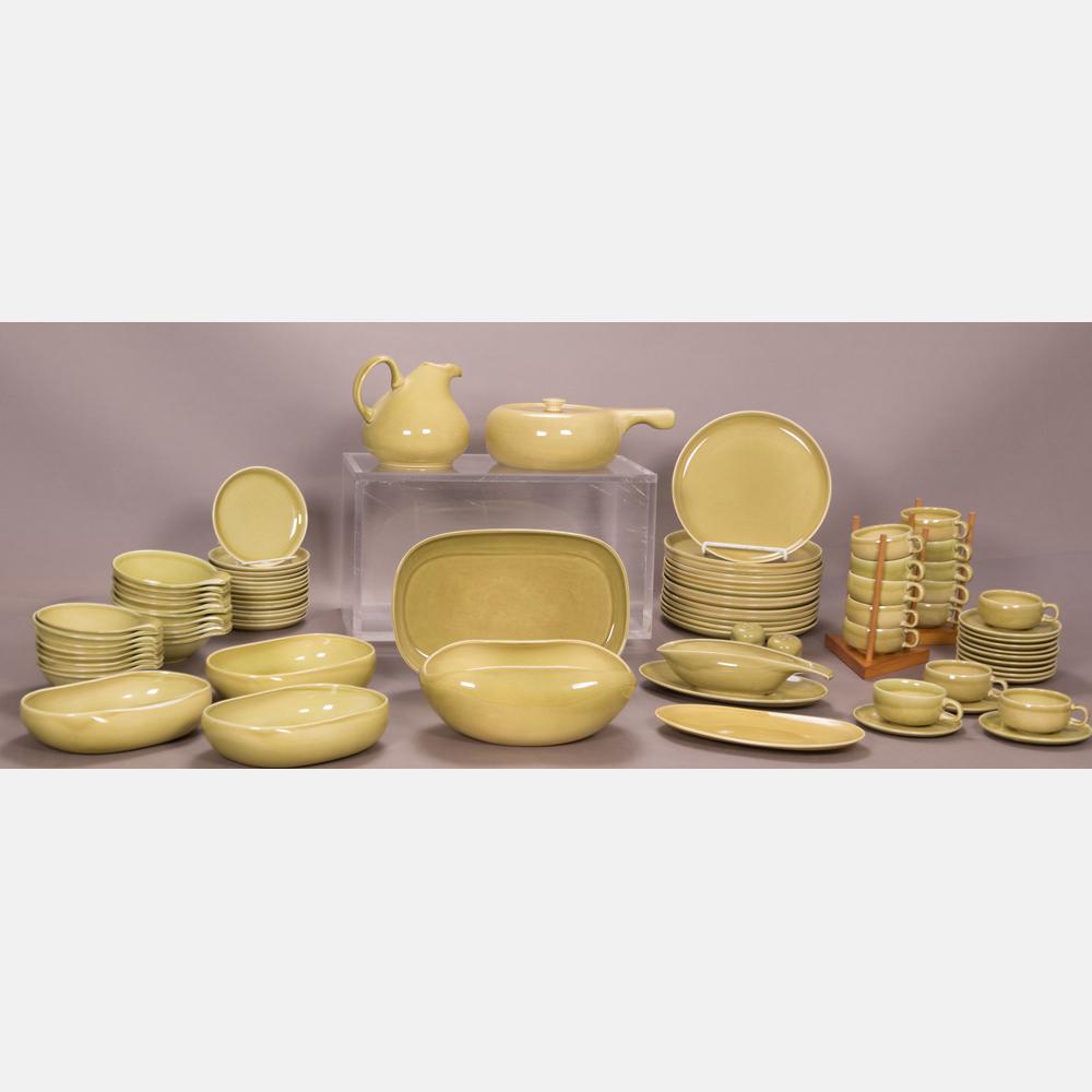 A Russel Wright Modern Dinnerware