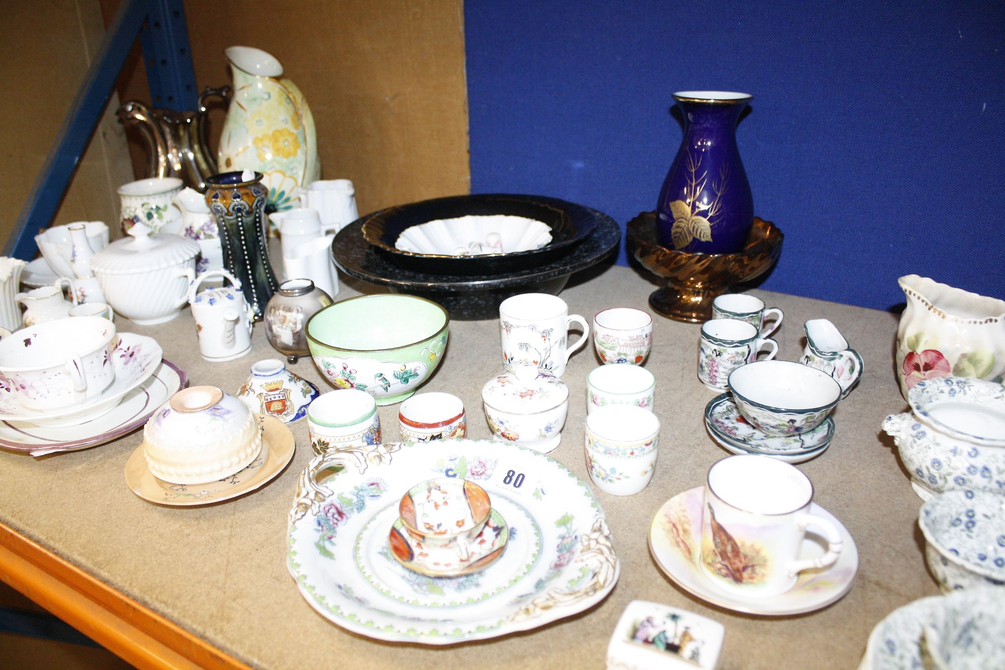 A quantity of decorative ceramics and glassware