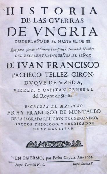 HISTORIA DE LAS GUERRAS DE UNGRIA