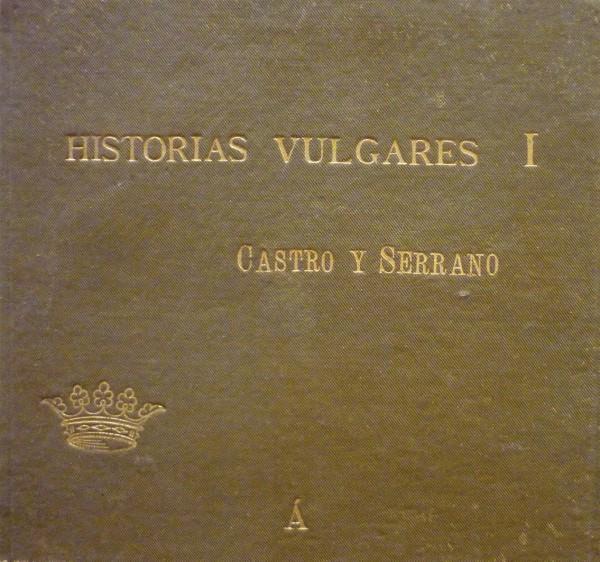 HISTORIAS VULGARES